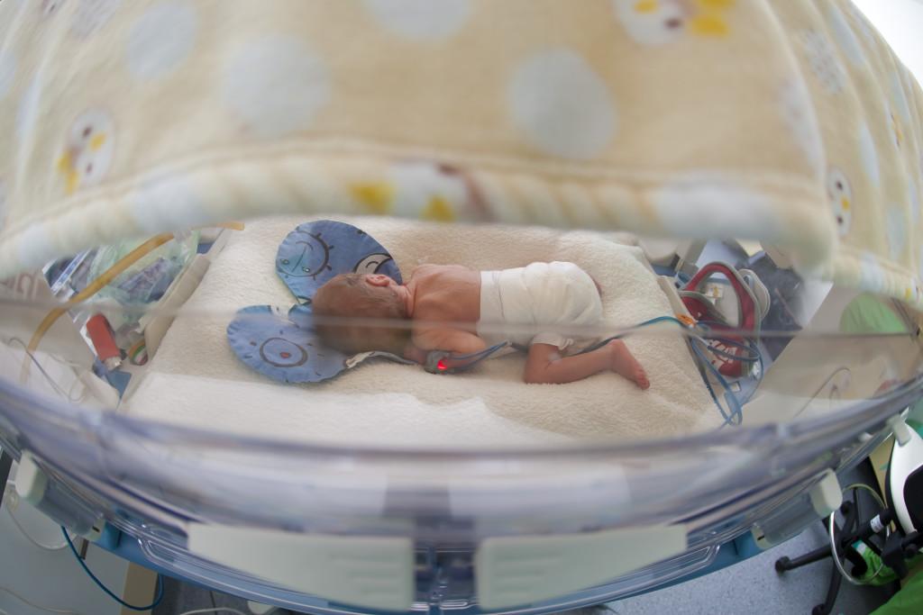 A dajkálás adomány: anyának, babának