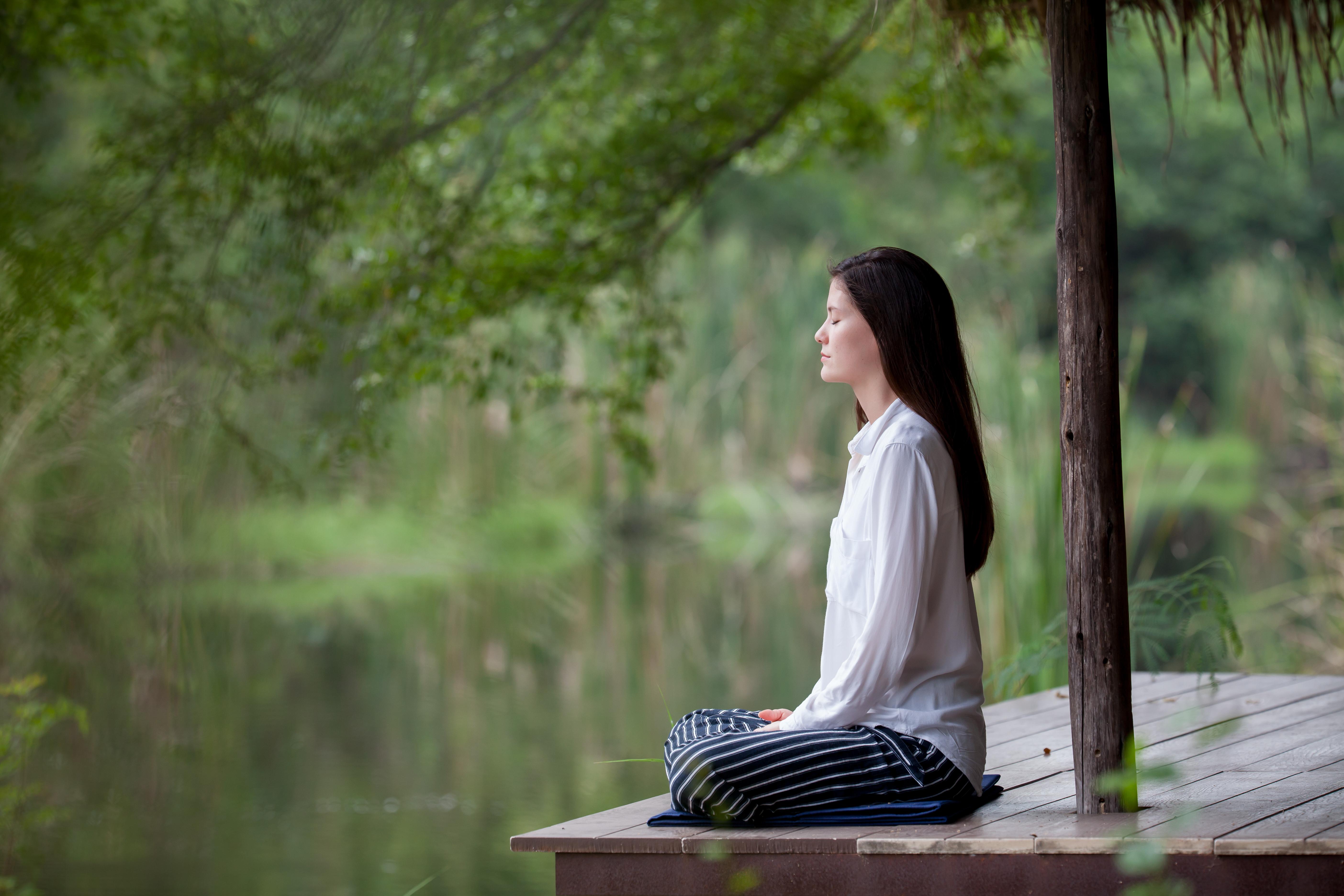 """Meditáció: """"az egyik legjobb dolog, ami a mai kor emberével történthet"""" – #SAJÁTÉLMÉNY"""