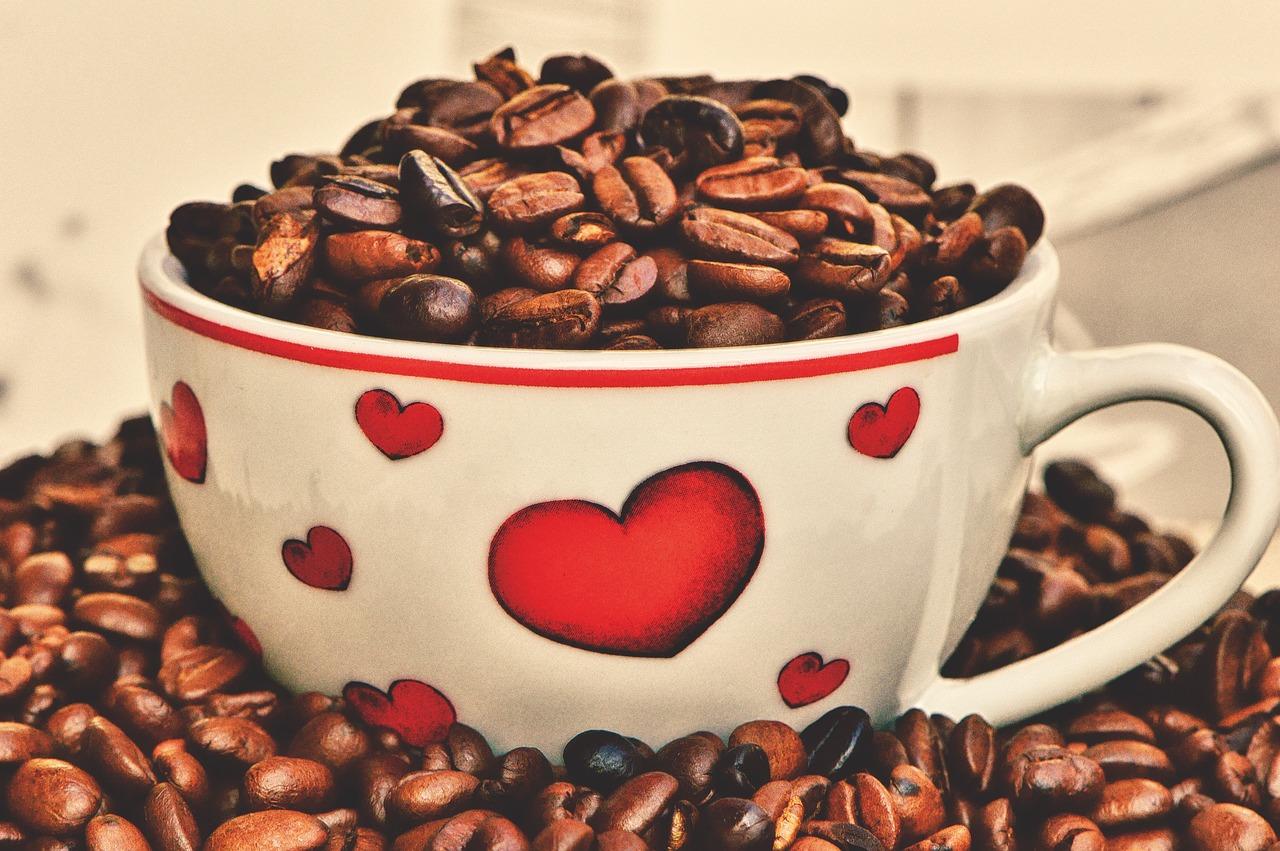A kávé az örök szerelem titka?