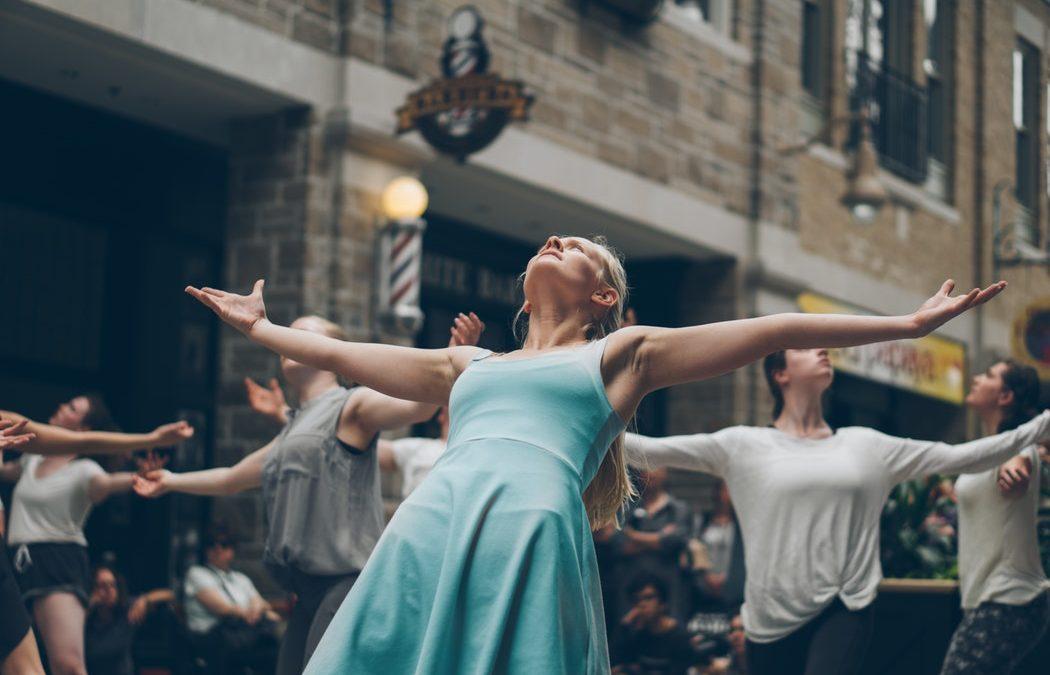 """Amikor """"mozdul bennem a lélek"""" – 5 ok, amiért érdemes megtanulni táncolni"""