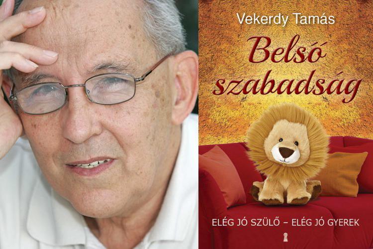 """""""A belső szabadság kimunkálása vált a kor feladatává"""" – Vekerdy Tamás könyvét ajánljuk"""